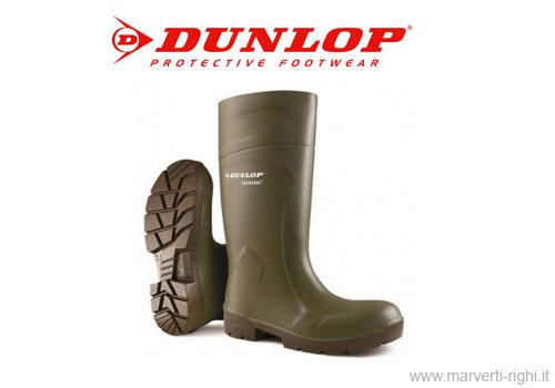Dunlop foodpro purofort verde