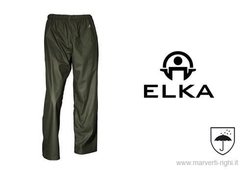 Pantaloni Elka Dry Zone