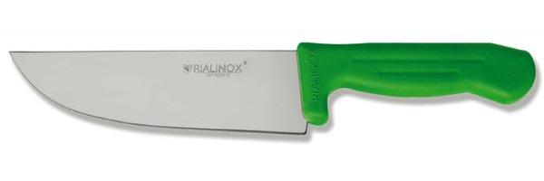 CAT01 - Coltello RIALINOX - Modello SCUOIARE 1/2 LARGO - BOVINO