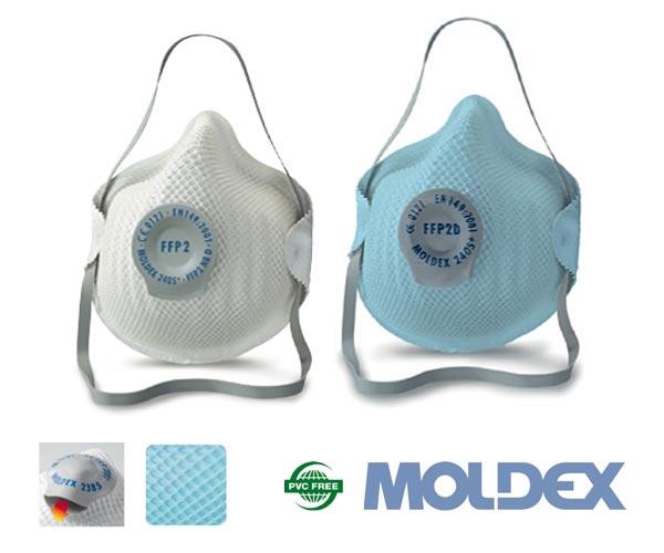 CAT04 - Moldex - Mascherina Serie Classic