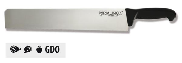 CAT01 - Coltello RIALINOX FOOD - Modello SALATO LARGO