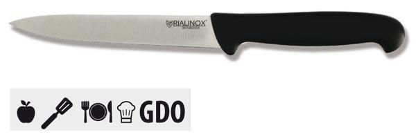 CAT01 - Coltello RIALINOX FOOD - Modello SPELUCCHINO