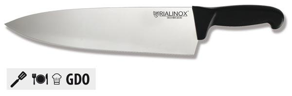 CAT01 - Coltello RIALINOX FOOD - Modello TRINCIANTE