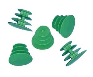 Tappo occipitale verde