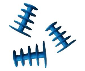 Tappo frontale blu