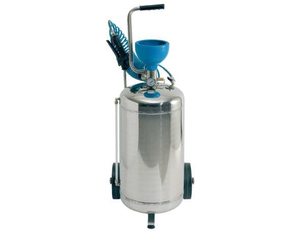 CAT03 - Nebulizzatore inox