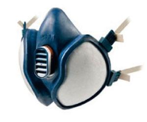 Respiratori a semimaschera - Serie 4000