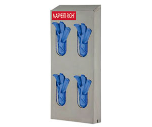 Dispenser in acciaio inox - Pensili fissaggio a muro